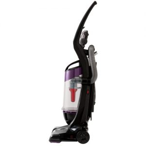 Bissell Cleanview_OnePass_Upright_Vacuum_9595_Purple_Side_View