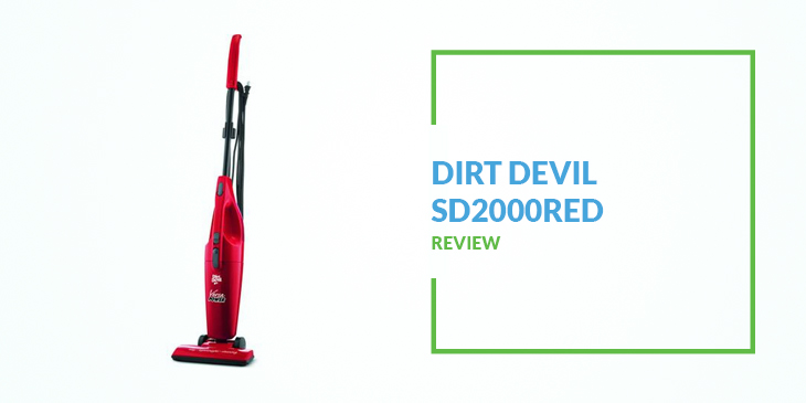 Dirt Devil Sd20000red Review Lightweight Bagless Corded