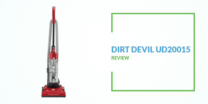 Dirt Devil Ud20015 Review