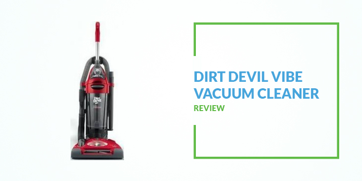 Dirt Devil Vibe Sd20020 Vacuum Cleaner Review