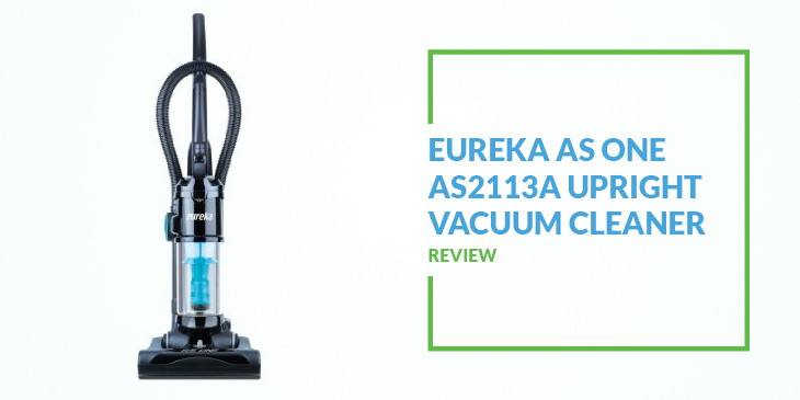 Eureka Airspeed One Turbo AS2111A Reviews