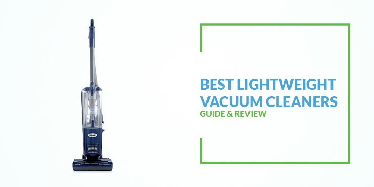 best lightweight vacuum cleaner