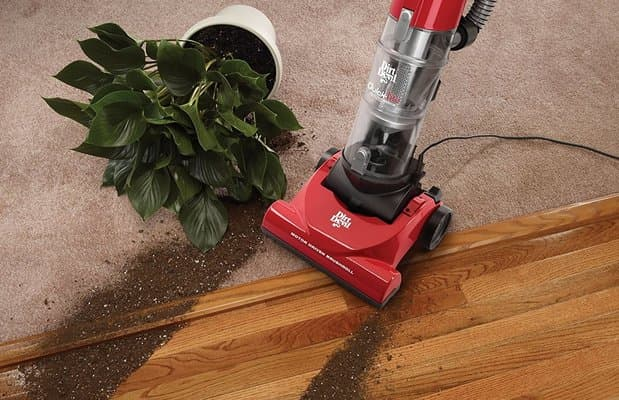 Dirt Devil UD20015_vacuum for hardwood and carpet