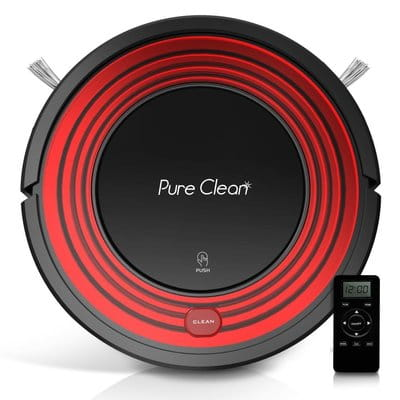 Pureclean PUCRC95 _Cheap Robot vacuum alternative