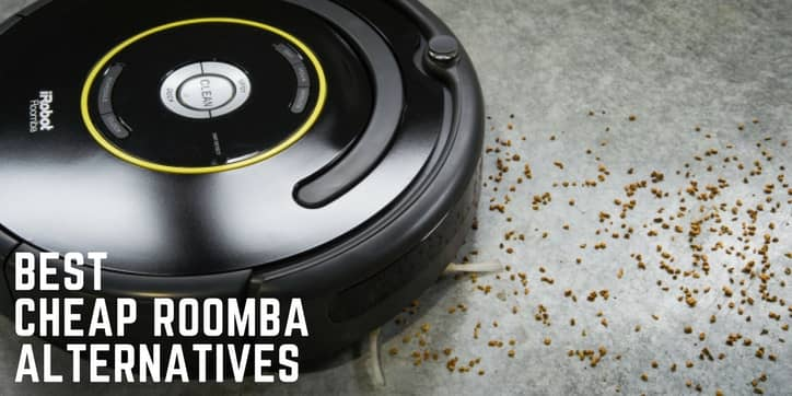 roomba cheap alternatives