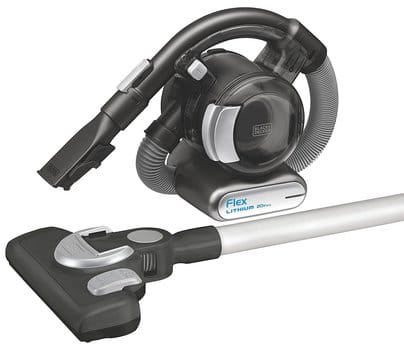 BLACK+DECKER BDH2020FLFH MAX handheld pet vacuum