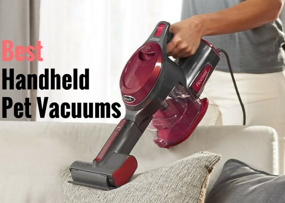 Best Vacuum Cleaner To Pick Up Dog Hair