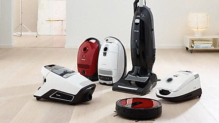 Different Types Of Vacuum Cleaners 2019 Infographic