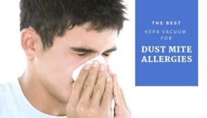 Best vacuum for dust mite allergies