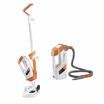 Bissell 1544A Powerfresh Lift-Off Pet Steam Mop, Floor Steamer