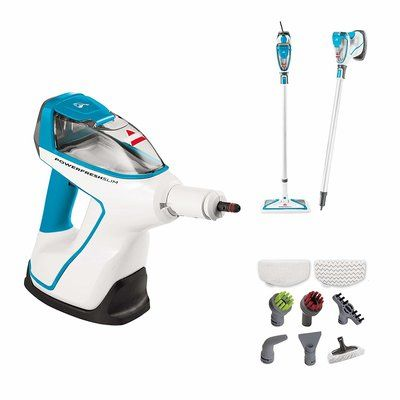 Bissell PowerFresh Slim Hard Wood Floor Steam Cleaner 2075A