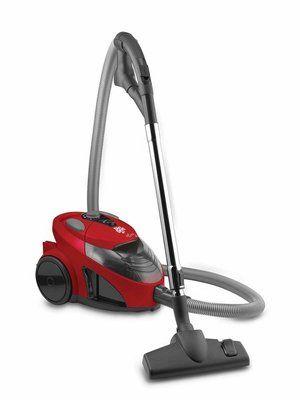 Dirt Devil Vacuum Cleaner EZ Lite Corded Bagless Canister Vacuum SD40010