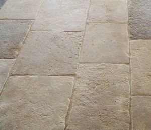 cleaning natural stone floor