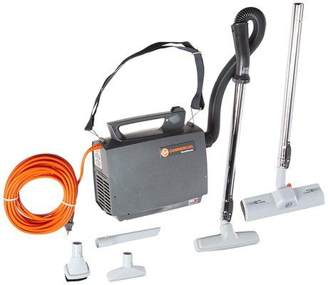Hoover-CH30000-Commercial-Canister-Vacuum-compressor