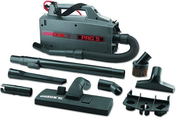 Oreck Commercial BB900DGR XL Canister Vacuum